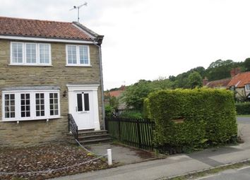 Thumbnail 3 bed end terrace house to rent in 1 Brook Lane, Pickering