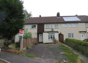 Thumbnail 3 bedroom terraced house for sale in Cedar Road, Dudley
