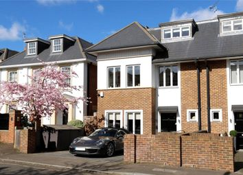 Thumbnail 5 bed semi-detached house for sale in Lancaster Gardens, London