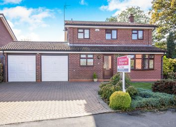 Thumbnail Detached house for sale in Bonneville Close, Millisons Wood, Coventry