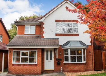 Thumbnail 3 bed detached house for sale in Caerphilly Road, St Matthews Park, Buckley