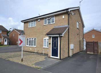 Thumbnail 2 bedroom semi-detached house for sale in Homeleaze Road, Bristol