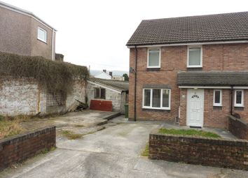 Thumbnail 3 bed terraced house for sale in Glannant Street, Aberdare