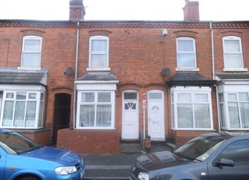 Thumbnail 3 bed terraced house to rent in Leslie Road, Handsworth