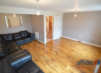 Thumbnail 4 bedroom town house to rent in Sandhills Avenue, Hamilton, Leicester