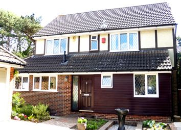 Thumbnail 4 bed detached house for sale in Kingswood Close, Billericay