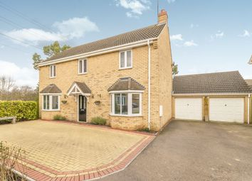 Thumbnail 4 bed detached house for sale in Vokes Street, Sugar Way, Peterborough