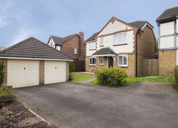 Thumbnail 4 bed detached house for sale in Llyn Berwyn Close, Rogerstone, Newport