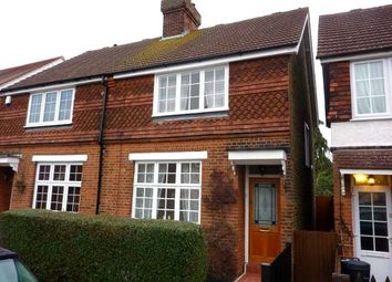 Thumbnail 2 bedroom semi-detached house to rent in Aynscombe Angle, Orpington