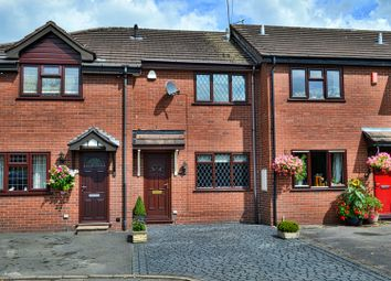 Thumbnail 2 bed mews house for sale in The Parklands, Congleton