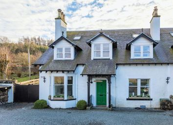 Thumbnail 4 bedroom semi-detached house for sale in Loaningdale House, Edderston Road, Peebles