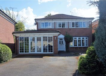 Thumbnail 4 bed detached house for sale in Walton Station Lane, Sandal, Wakefield