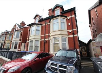Thumbnail 1 bedroom flat for sale in Hornby Road, Blackpool