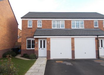 Thumbnail 3 bed semi-detached house for sale in Rondel Street, Archery Fields, Shrewsbury