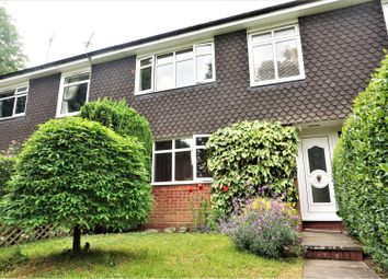 Thumbnail 3 bed terraced house for sale in Lea Croft Road, Redditch