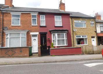 Thumbnail 2 bedroom terraced house to rent in Cavendish Street, Mansfield