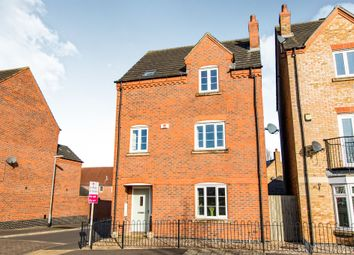 Thumbnail 4 bed detached house for sale in Venables Way, Lincoln
