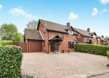 Thumbnail 4 bed link-detached house for sale in Tadley, Hampshire, England