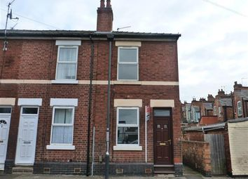 Thumbnail 3 bedroom terraced house to rent in Cornwall Road, Derby