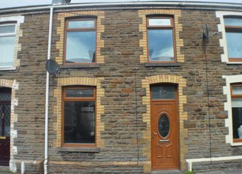 Thumbnail 3 bed terraced house to rent in Arthur Street, Port Talbot