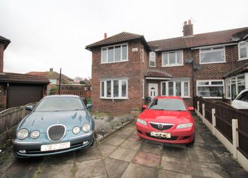 Thumbnail 3 bed semi-detached house for sale in Calder Avenue, Manchester