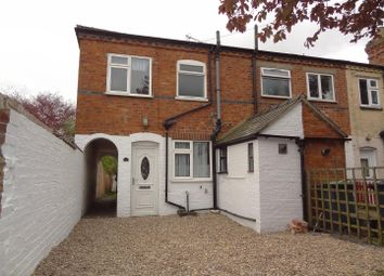 Thumbnail 2 bed end terrace house for sale in Liverpool Cottages, Westgate, Sleaford