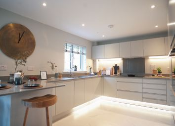 Thumbnail 4 bed detached house for sale in Roscarrack Road, Budock Water, Falmouth