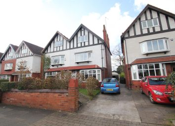 Thumbnail 5 bed semi-detached house for sale in Ryebank Road, Chorlton Cum Hardy, Manchester