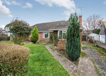 Thumbnail 3 bed semi-detached bungalow for sale in Hill Mead, Horsham, West Sussex