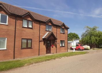 Thumbnail 2 bed semi-detached house for sale in Roman Bank, Holbeach Bank