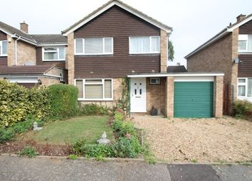 Thumbnail 3 bed property to rent in Purbeck Close, Bedford