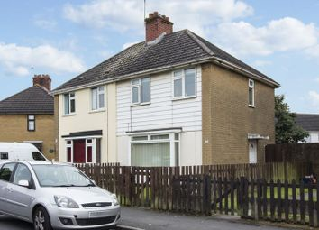 Thumbnail 3 bed semi-detached house for sale in Maesglas Road, Newport