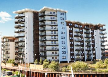 Thumbnail 2 bedroom flat for sale in Victoria Wharf, Watkiss Way, Cardiff