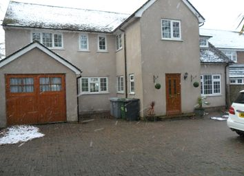 Thumbnail 4 bed detached house to rent in Biddulph Road, Congleton