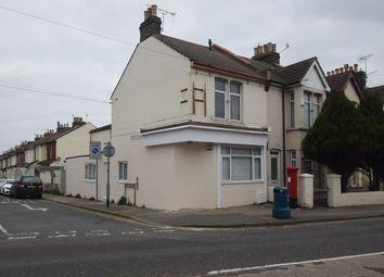 Thumbnail 4 bed flat for sale in Rainham Road, Gillingham