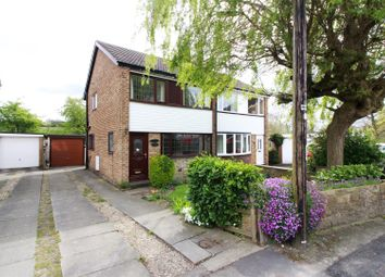 Thumbnail 3 bed semi-detached house for sale in Moorgate Road, Kippax, Leeds