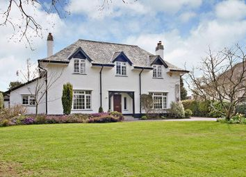 Thumbnail 4 bed detached house to rent in Uplowman Road, Tiverton