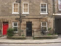Thumbnail 2 bed flat to rent in Grove Street, Edinburgh