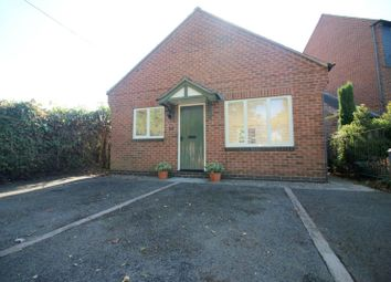 Thumbnail 1 bed detached house to rent in Mill Green, The Wharf, Shardlow, Derby