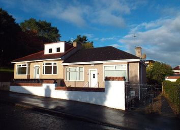 Thumbnail 2 bed semi-detached bungalow to rent in Peebles Drive, Rutherglen, Glasgow