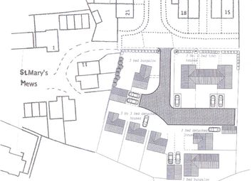 Thumbnail Land for sale in St. Marys Court, Barwell, Leicester