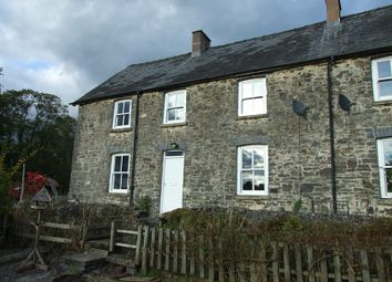 Thumbnail 4 bed cottage to rent in Garth, Llangammarch Wells
