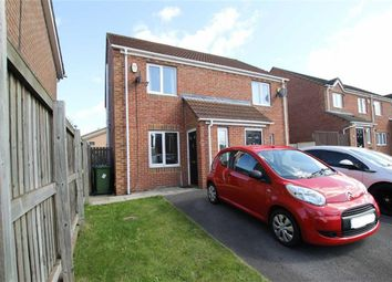 Thumbnail 2 bed semi-detached house for sale in Tynewold Close, Teams