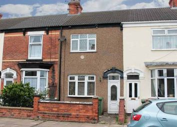 Thumbnail 3 bed terraced house for sale in Ward Street, Cleethorpes, South Humberside