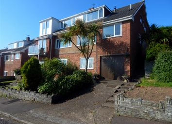 Thumbnail 3 bed semi-detached house for sale in Ravens Walk, West Cross, Swansea
