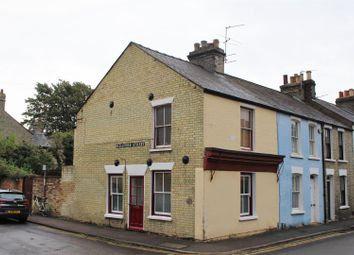 Thumbnail 1 bed flat for sale in Sturton Street, Cambridge
