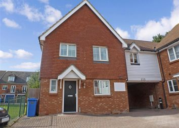 Thumbnail 4 bed end terrace house for sale in Finch Close, Faversham, Kent