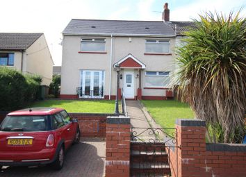 Thumbnail 2 bed semi-detached house for sale in Treowen Road, Newbridge, Newport