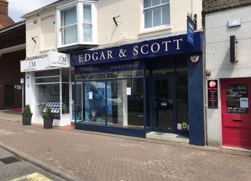 Thumbnail Retail premises to let in 18 High Street, Christchurch