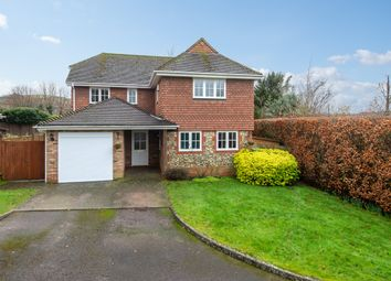 Thumbnail 4 bed detached house for sale in Twittenside, Penfold Way, Steyning